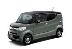 N-Box Slash Kei Car
