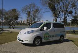 Nissan е-Bio Fuel-Cell