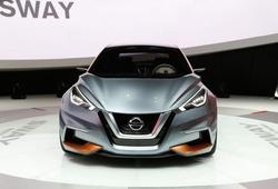 концепт Nissan Sway