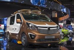 концепт Opel Vivaro Surf
