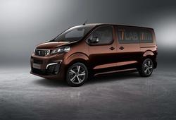 Peugeot Traveller VIP MPV