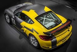 Porsche Cayman Clubsport GT4