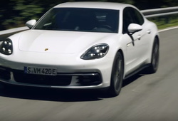 Porsche Panamera 4 Hybrid
