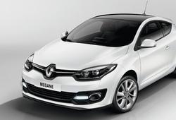 обновленный Renault Megane