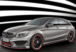 RevoZport CLA 45 AMG Shooting Brake