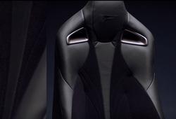сиденье Lexus