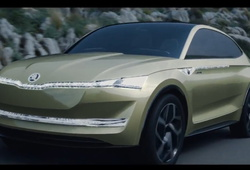 Skoda Electric Vision E Concept