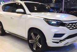 SsangYong Rexton 2018