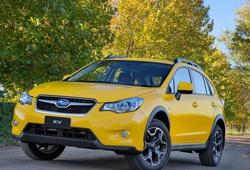 Subaru Sunshine Yellow Special Edition XV