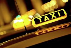 забастовка такси