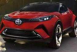 Toyota Scion C-HR