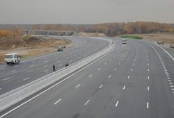 трасса М-11 Москва - Санкт-Петербург