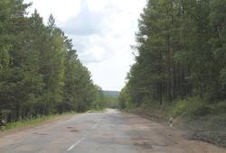 трасса Р-258 «Байкал»