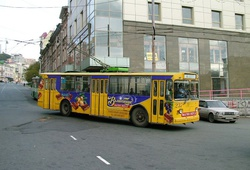 угон троллейбуса