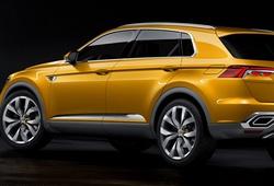концепт кроссовера Volkswagen